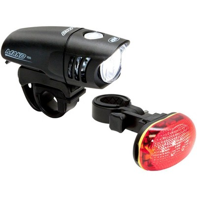 NiteRider Mako And TL Combo Headlight & Taillight Set