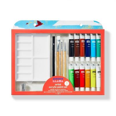 20pc Artist Acrylic Paint Set - Mondo Llama™