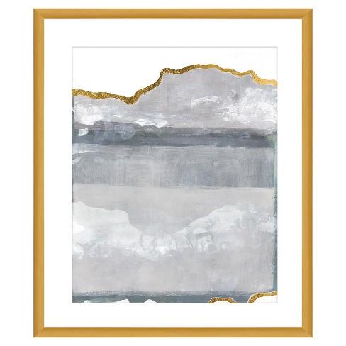 Top Mountains 18X22 Wall Art : Target