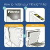 Filtrete Basic Dust 14X30, Air Filter - image 4 of 4