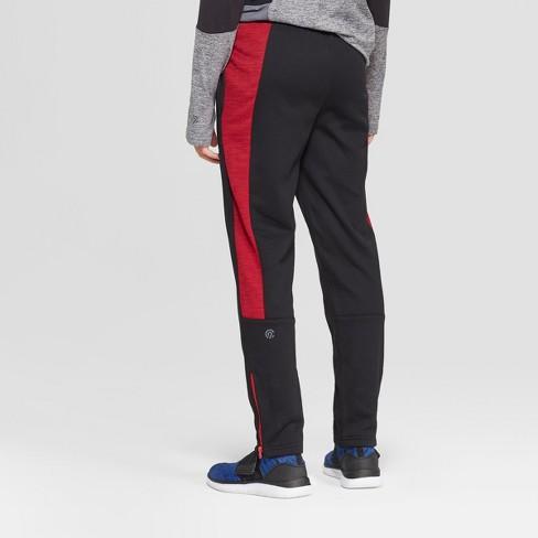 04948cb7 Boys' Textured Tech Fleece Slim Fit Pants - C9 Champion® : Target