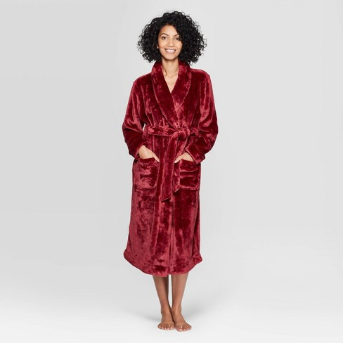 Target Burgundy Robe Factory Outlet B732a Ebc06