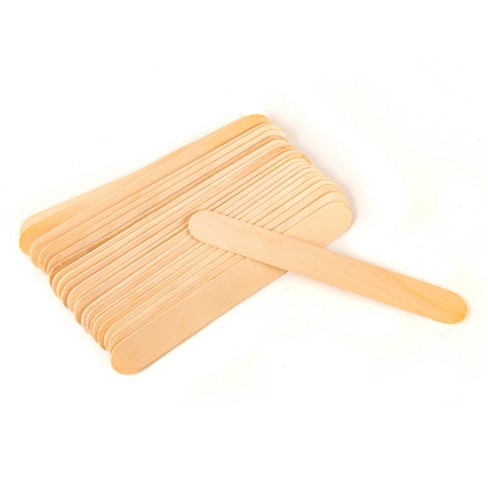 jumbo wood craft sticks 60ct making in the moment target