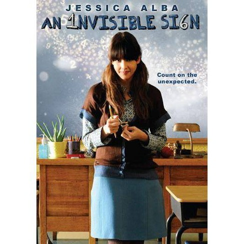An Invisible Sign (DVD) - image 1 of 1