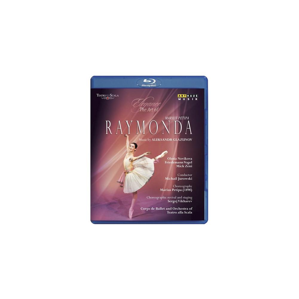 Glazunov:Raymonda (Blu-ray)