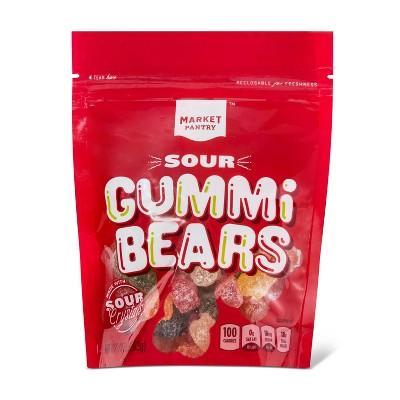 Sour Gummy Bears - 10oz - Market Pantry™