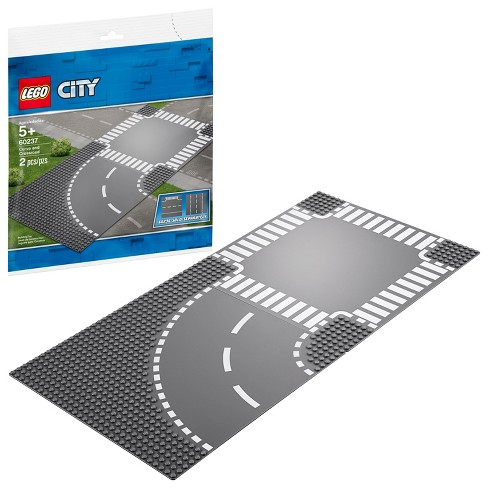 LEGO City Curve and Crossroad 60237 - image 1 of 4
