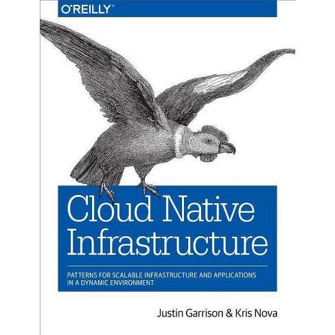 Cloud Native Infrastructure - by  Justin Garrison & Kris Nova (Paperback) - image 1 of 1