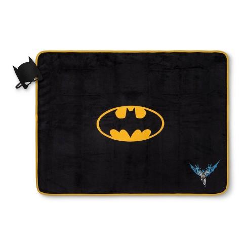 DC Comics Batman Twin Super Blanky - image 1 of 3