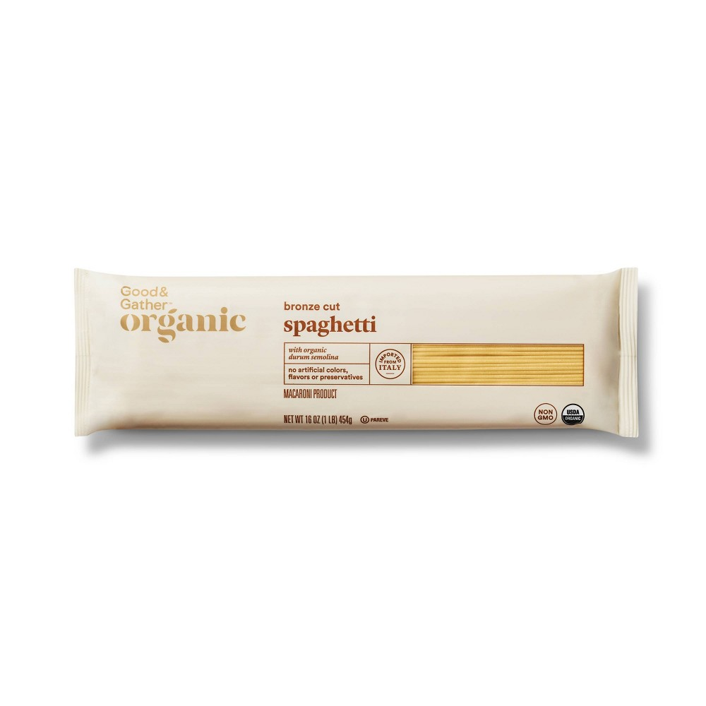 Organic Spaghetti - 16oz - Good & Gather