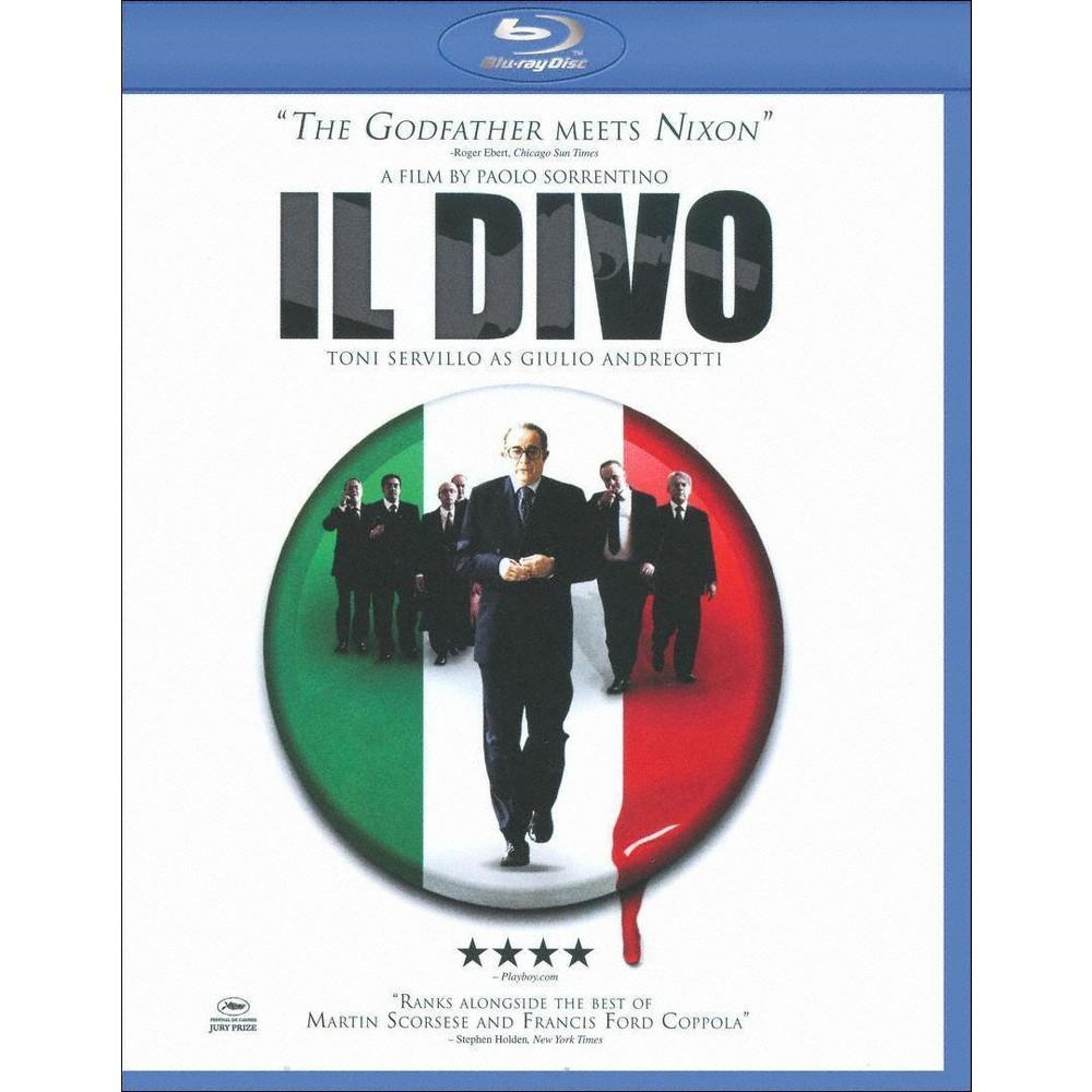 Il Divo (Blu-ray), Movies