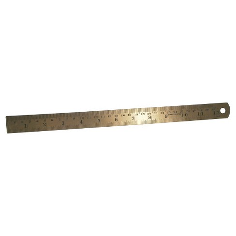 Ruler Stainless Steel - Threshold™ - image 1 of 1