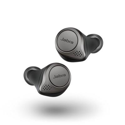 Jabra Elite 75t Voice Assistant True Wireless earbuds (Manufacturer Refurbished)