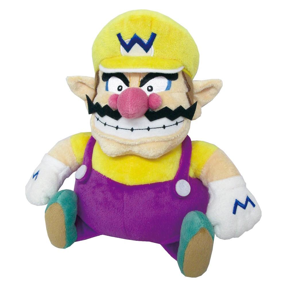 Nintendo Wario Large Plush