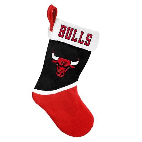 NBA Chicago Bulls Holiday Stocking - image 1 of 1