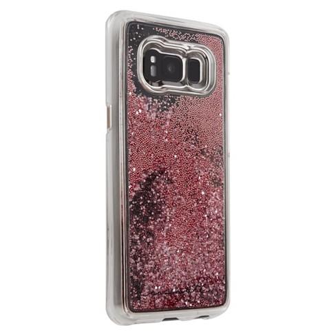 huge discount 8858e cb883 Case-Mate Samsung Galaxy S8 Waterfall Case - Rose Gold