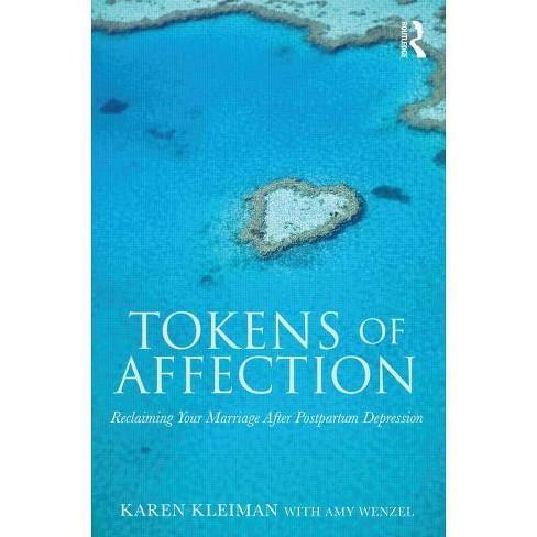 Tokens of Affection - by  Karen Kleiman & Amy Wenzel (Paperback) - image 1 of 1