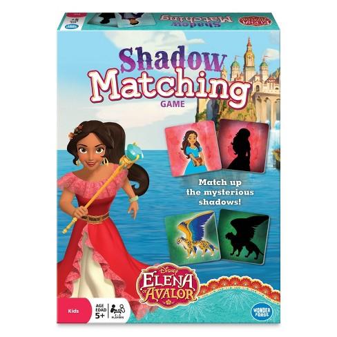 Elena of Avalor Matching Game - image 1 of 4