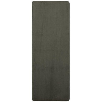 24 x40  Velveteen Memory Foam Bath Rugs and Mats Pigeon Gray - Room Essentials™