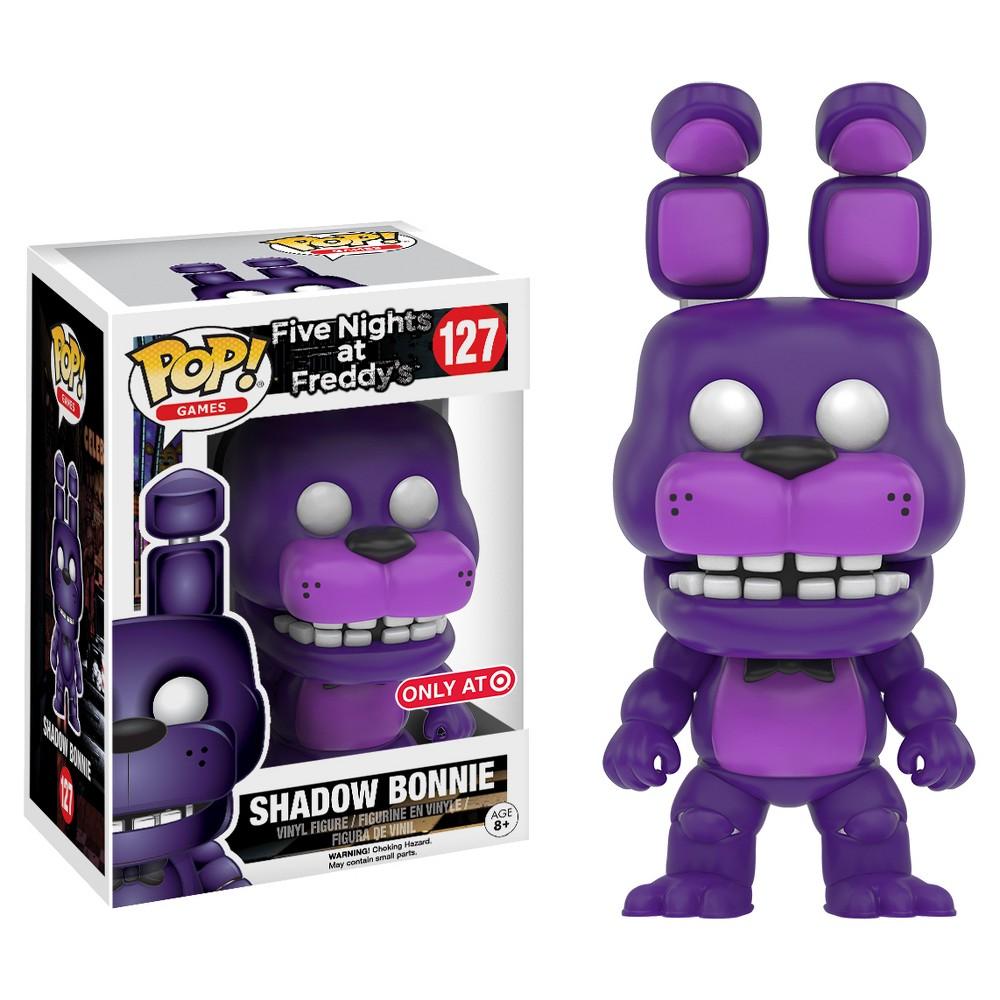 Pop! Games: Five Nights at Freddy's - Shadow Bonnie
