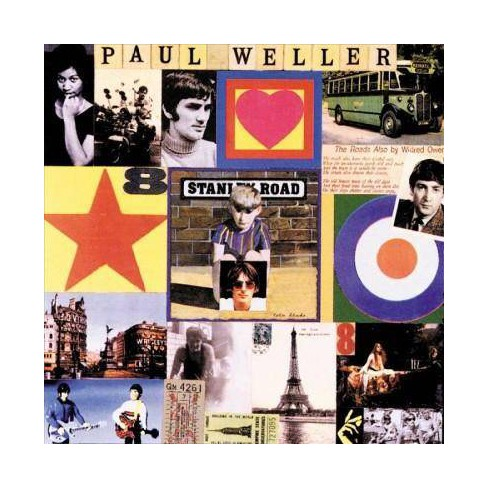 Paul Weller - Stanley Road (Vinyl) - image 1 of 1
