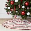 48in Fair Isle Reversible Christmas Tree Skirt - Wondershop™ - image 3 of 3