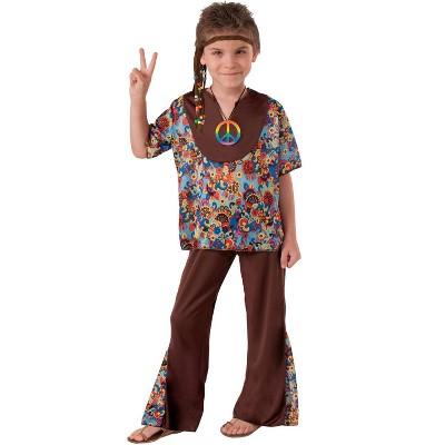 Forum Novelties Hippie Boy Child Costume