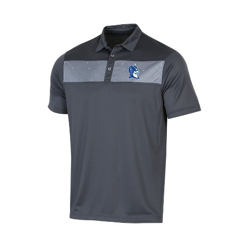 NCAA Men's Short Sleeve Polo Shirt Duke Blue Devils - image 1 of 1
