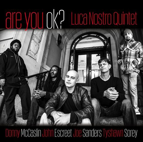 Luca nostro - Are you ok (CD) - image 1 of 1