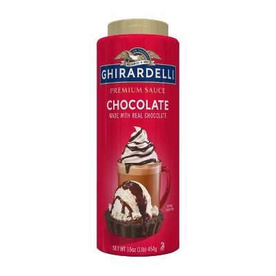 Ghirardelli Premium Chocolate Syrup - 16oz