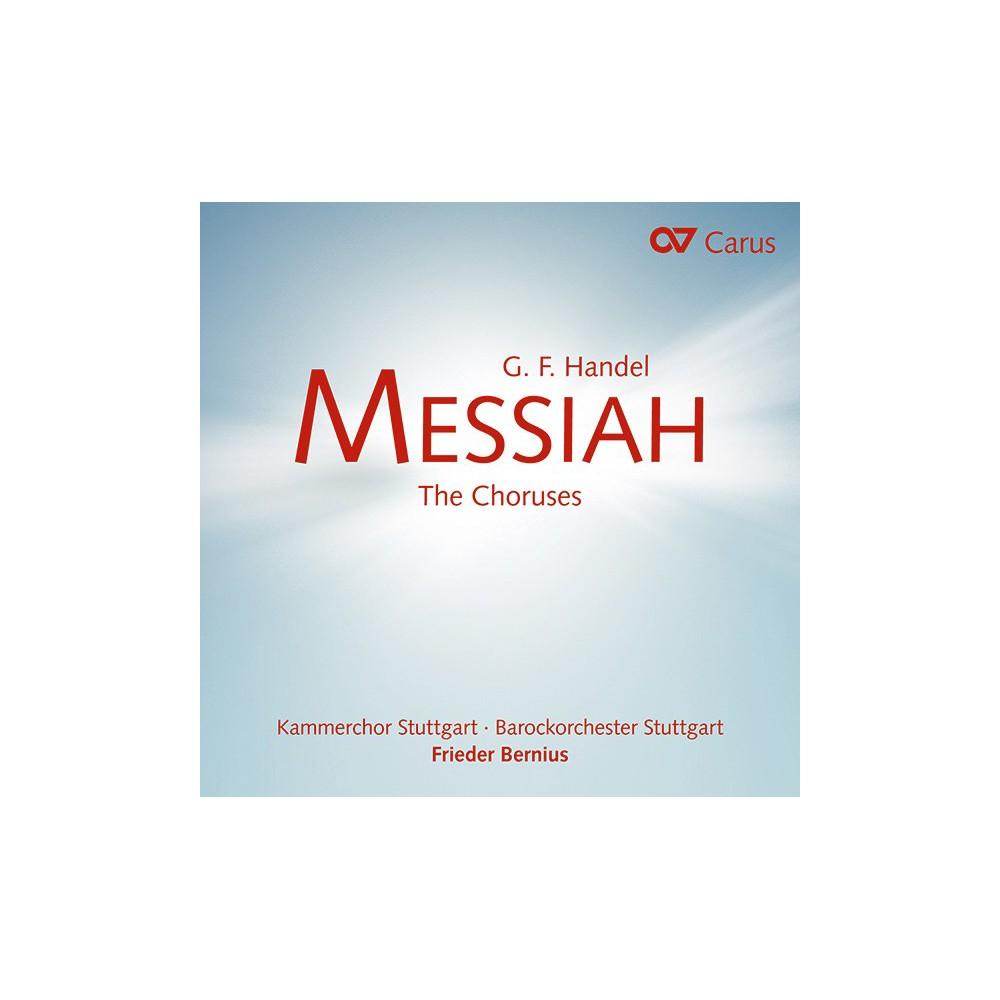 Kammerchor Stuttgart - Handel:Messiah Choruses (CD)