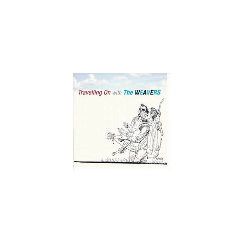 Weavers - Travelling On With The Weavers (CD)