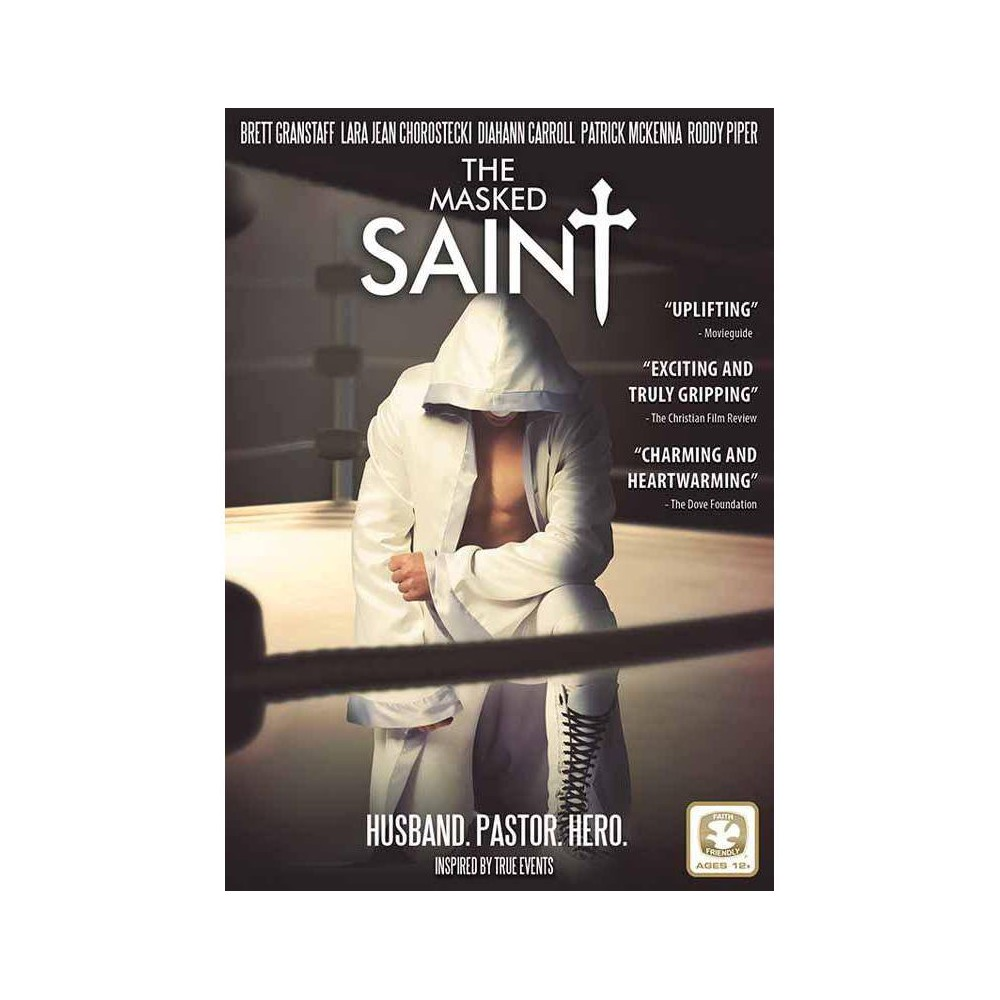 The Masked Saint Dvd 2016