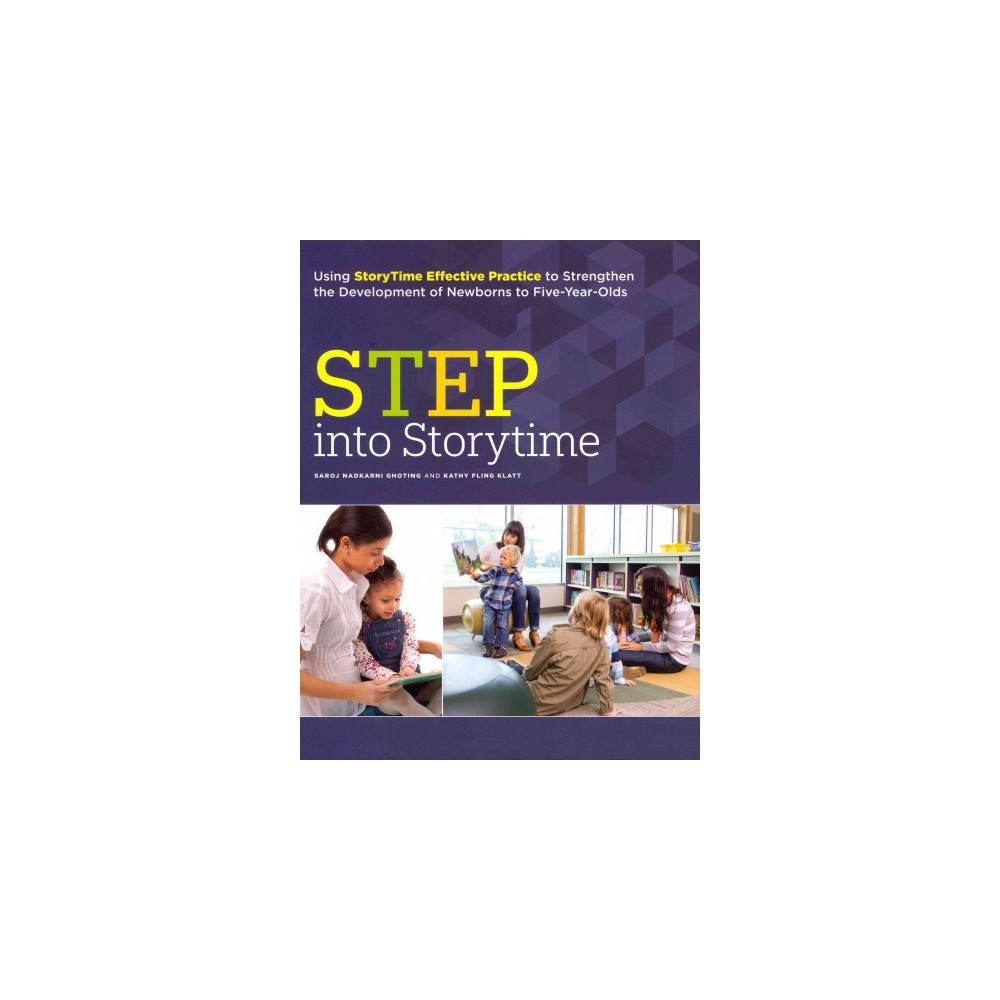 Step into Storytime (Paperback)
