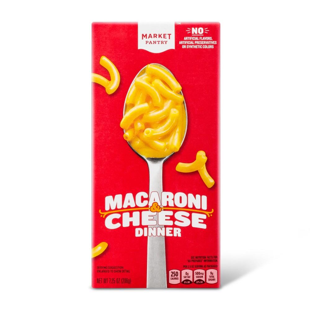 Macaroni & Cheese Dinner - 7.25oz - Market Pantry