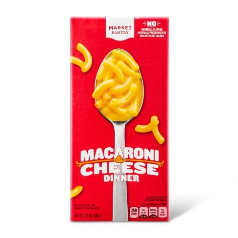 Macaroni & Cheese Dinner - 7.25oz - Market Pantry™ - image 1 of 1