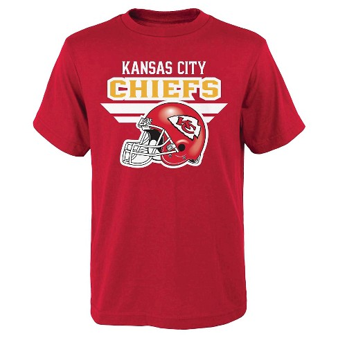 Kansas City Chiefs Boys' Core T-Shirt L - image 1 of 1