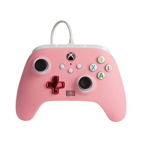 PowerA Wired Controller for Xbox One/Series X/S - Pink - image 1 of 4