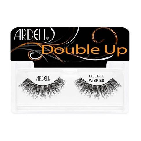 Ardell Eyelash Wispies DoubleUp Black - 1ct - image 1 of 3