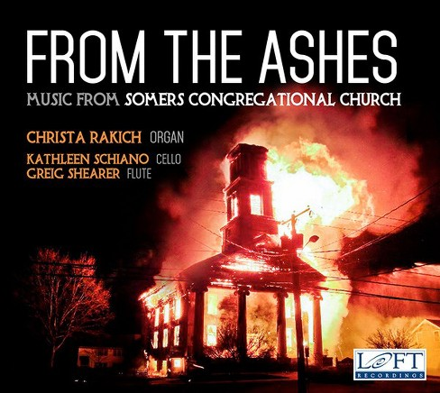 Christa rakich - From the ashes:Music from somers cong (CD) - image 1 of 1