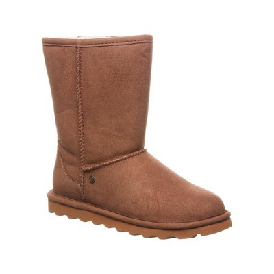 Bearpaw Women's Elle Short Vegan Boots