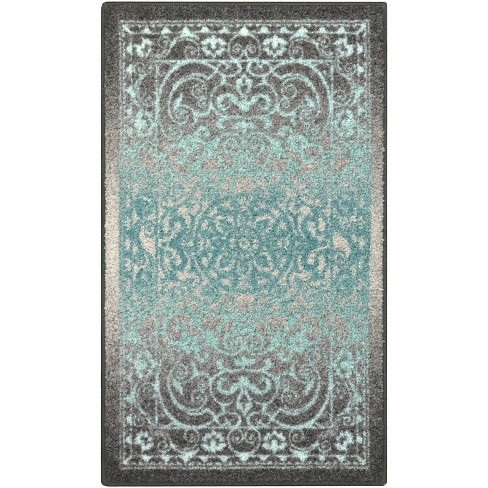 Geometric Lanette Pressed/Molded Rug - Maples - image 1 of 3