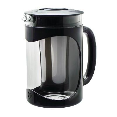 Primula Burke Borsillicate 6-Cup Coffee Maker - Black