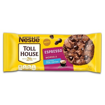 Baking Chips & Chocolate: Nestlé Toll House Espresso Morsels