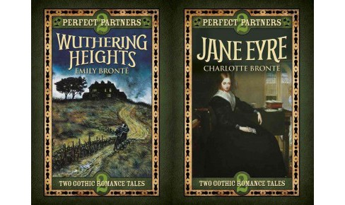 Jane Eyre & Wuthering Heights (Hardcover) (Charlotte Bronte & Emily Bronte) - image 1 of 1