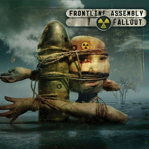 Front line assembly - Fallout (Vinyl) : Target