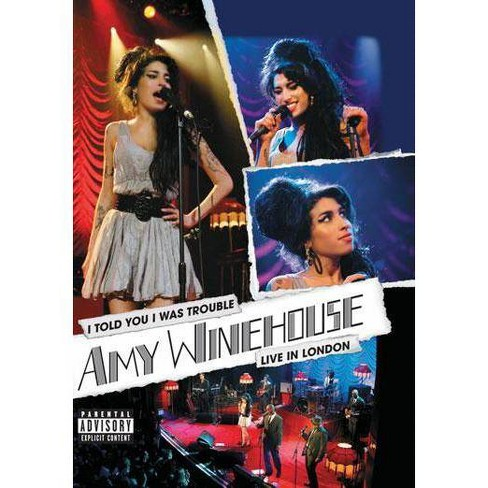 Amy Winehouse: I Told You I Was Trouble, Live in London (DVD) - image 1 of 1