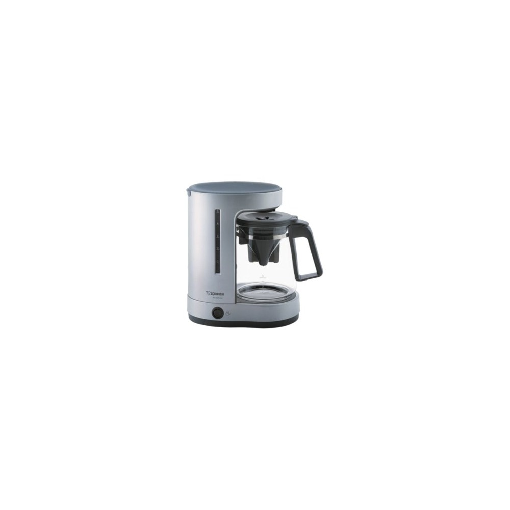 Zojirushi Zutto 5 Cup Coffee Maker, Silver 10262293
