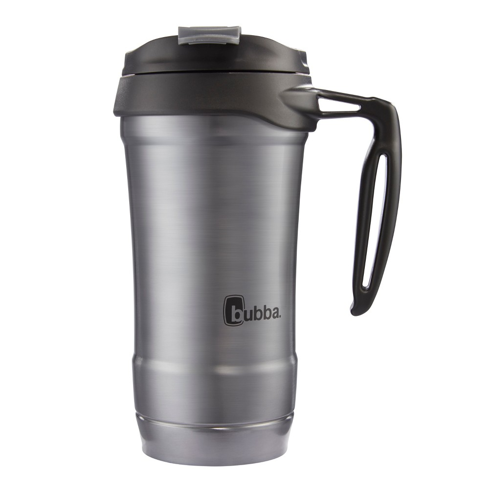 Image of Bubba Hero Stainless Steel Coffee Travel Mug 18oz - Black
