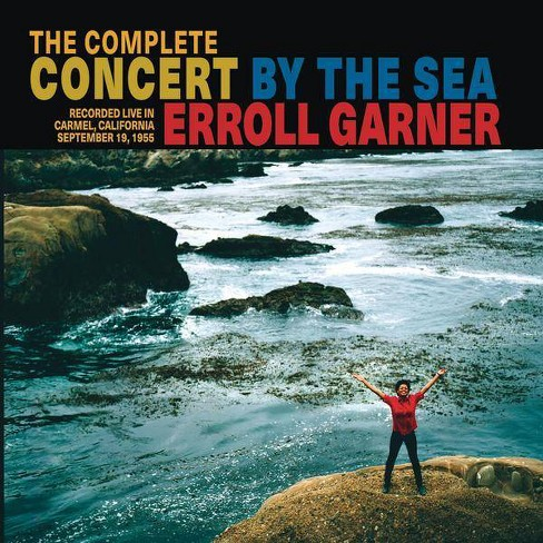 Erroll Garner - Complete Concert By The Sea (CD) - image 1 of 1